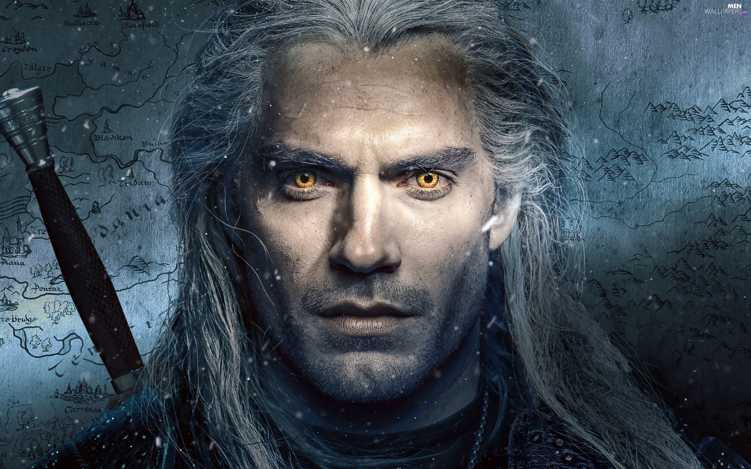 the witcher, series, Henry Cavill, Geralt of Rivia, actor, The Witcher