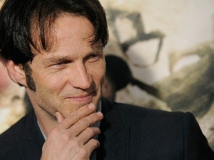 Smile, Stephen Moyer, actor