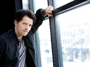 a man, Misha, Collins, actor
