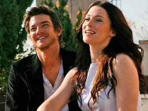 Bridget Regan, Actors, Craig Horner