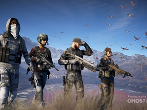 Tom Clancys Ghost Recon : Wildlands, soldiers