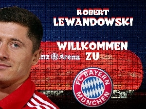 footballer, Robert Lewandowski, sportsman