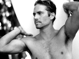 hair, Paul Walker, torso